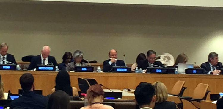 Sexagésimo Primer Periodo de Sesiones de la Comisión de la Condición Jurídica y Social de la Mujer